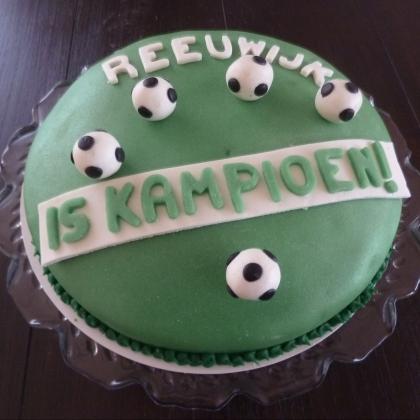 Reeuwijk korfbalkampioen