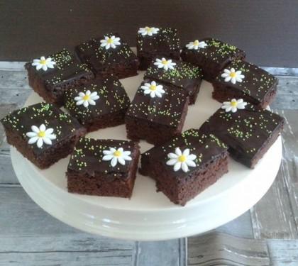 Lente brownies