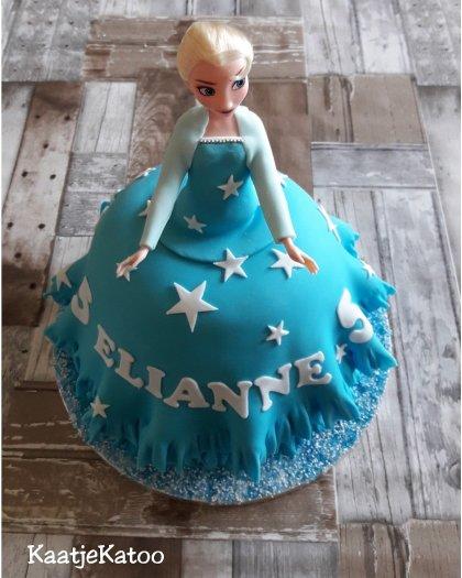 Elsa prinessentaart